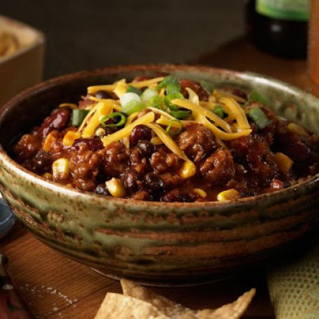 Bush S Best Three Bean Chili Recipe 4 2 5