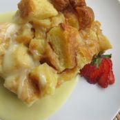 Nordstrom's White Chocolate Bread Pudding