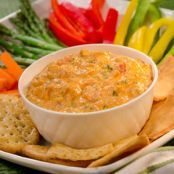 Spicy Shrimp & Sun Dried Tomato Dip