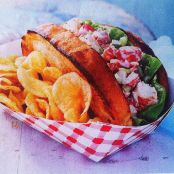 Classic Lobster Rolls With Lemon Aioli