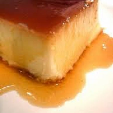 Cream Cheese Flan Recipe 4 5