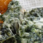 Hot Spinach Dip Healthy