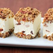 Bourbon Bacon Crunch Cake