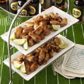 Five-Spice Chicken Wings Recipe