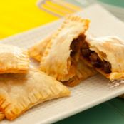 Orange and Pork Turnovers