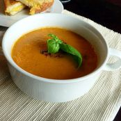 Roasted Tomato-basil Bisque