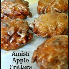 Amish Apple Fritters