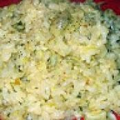 Marinated Artichoke & Rice Salad