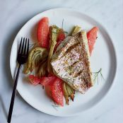 Fennel-and-Grapefruit-Rubbed Snapper
