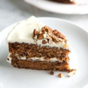 Incredibly Moist & Easy Carrot Cake