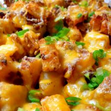 Ranch Potatoes with Cheese