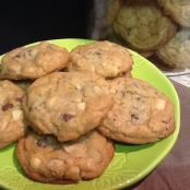 Paradise Island Cookies (Coconut, Macadamia Nuts, Chocolate Chips)
