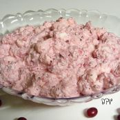 Christmas Cranberry Salad