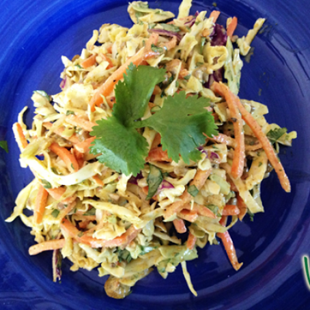 Curry Cole Slaw