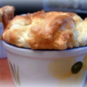 Ina Garten's Blue Cheese Souffle'