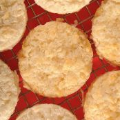 Coconut Macroons from Cake Mix