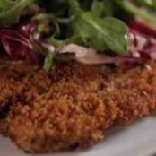 Italian Chicken Fried Steak: Beef Milanese