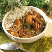 Seafood Gumbo made easy