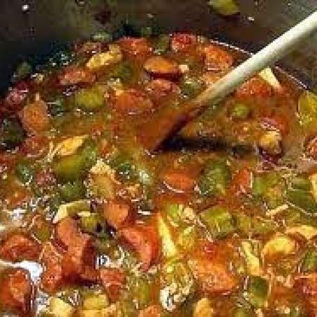 Louisiana Gumbo Recipe 4 5