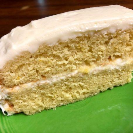 Limoncello Cake Recipe
