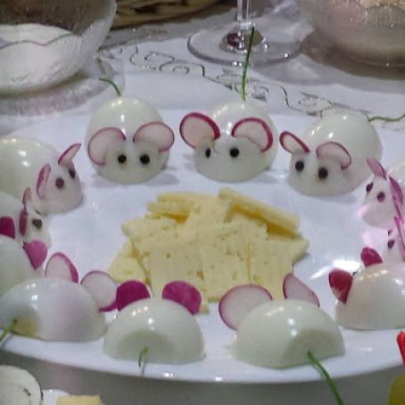 Mice & Cheese Appetizer