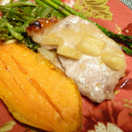 pork chop recipes with duck sauce Pork Chops in Duck Sauce Recipe - (2.2/2)