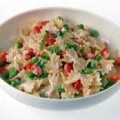 Pastina with Peas and Carrots