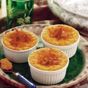 Baked Carrot Pudding