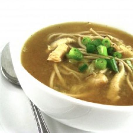 WW Hot and Sour Chicken Soup