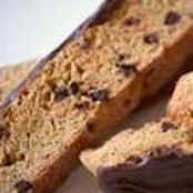 Pumpkin-Raisin Biscotti