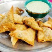 Veggie Samosas - Easy Snacks to Make