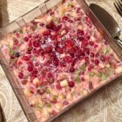 Grandma Ruby's Cranberry Salad