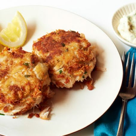 Crispy Crab Cakes With Tartar Sauce Recipe 4 5 5