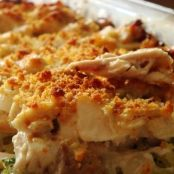The Easiest Chicken and Rice Casserole Ever