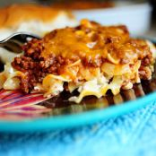 Sour Cream Noodle Bake by Ree Drummond