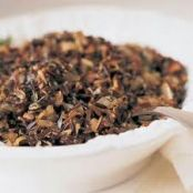 Wild Rice & Toasted Almond Pilaf