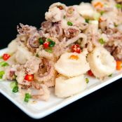 SQUID - Chinese Salt and Pepper Squid
