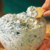 Lindsey's Spinach Dip Recipe