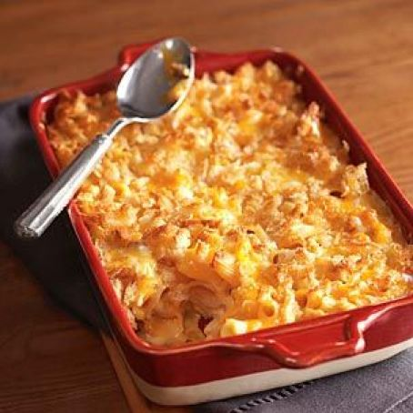 Smokey Mac and Cheese