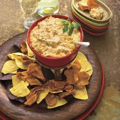 Colby-Jack & Chicken Cheese Dip