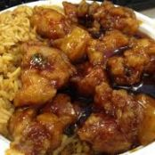 Pineapple Chicken with Sweet and Sour Sauce