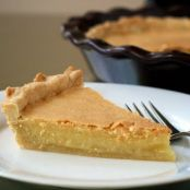 Grandmother's Chess Pie