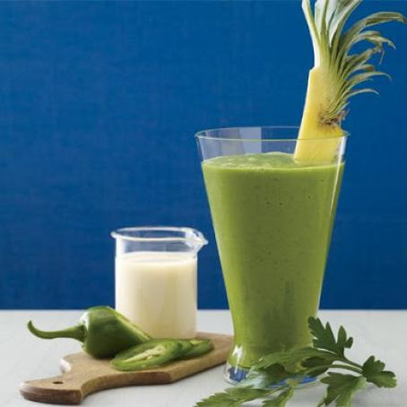 Banana Avocado Zinger Smoothie