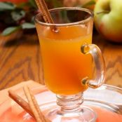 Spicy Mulled Cider