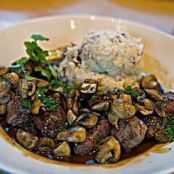 Cheesecake Factory Steak Diane