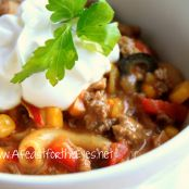 Taco-Mex Homemade Hamburger Helper (One Pot Wonder)