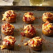 Bacon-Stuffed Mushrooms