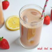 Strawberry Lemonade - 100% Juice - No Sugar Added