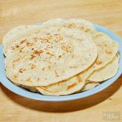 Two-Ingredient Flatbreads/Tortillas