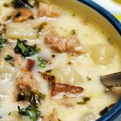 Zuppa Toscana (better than Olive Garden!)